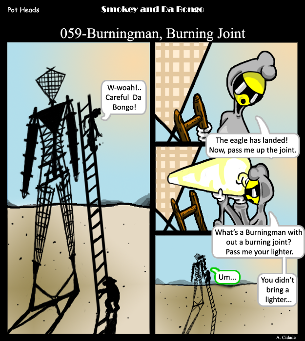 059-Bunringman, Burning Joint