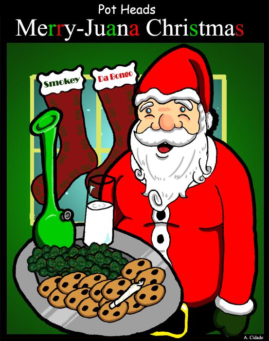 Merry-Juana Christmas