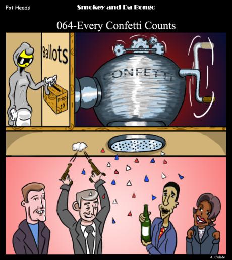 064-Every Confetti Counts