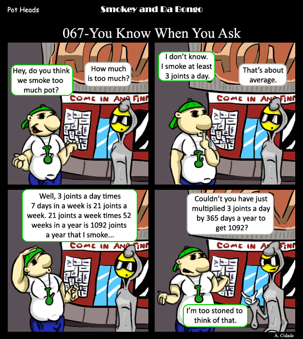 067-You Know When You Ask