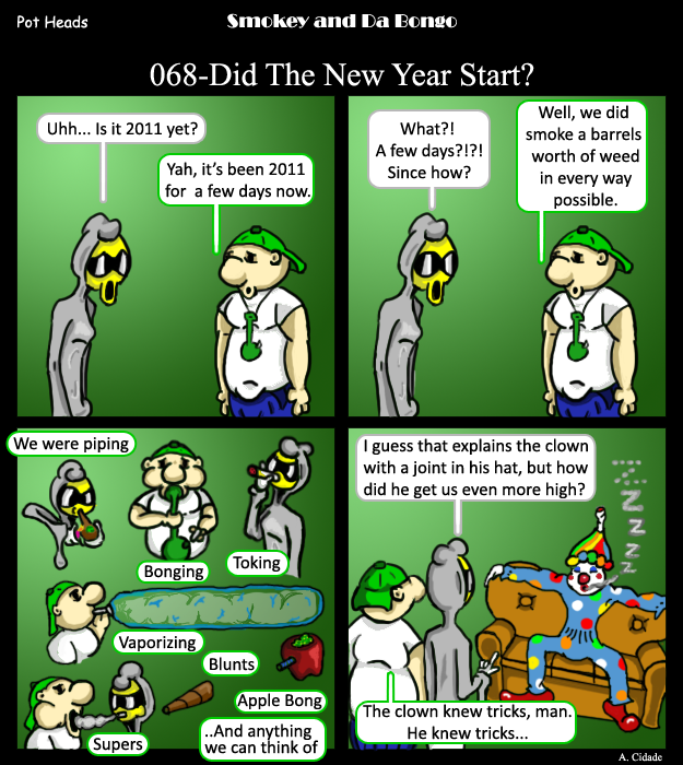 068-Did The New Year Start