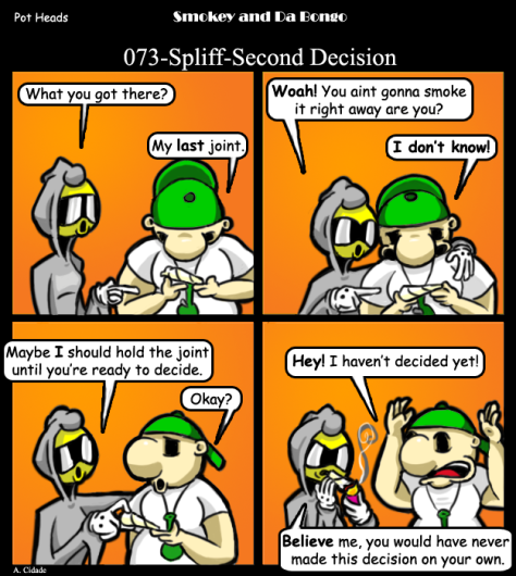 073-Spliff-Second Decision