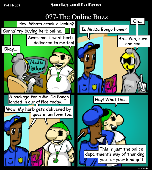 077-The Online Buzz