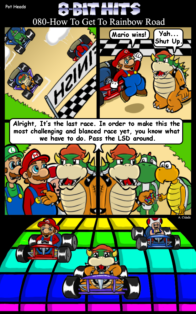 080-How To Get To Rainbow Road