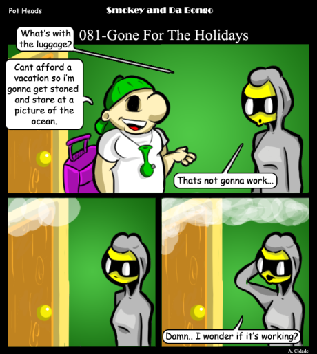 081-Gone For The Holidays