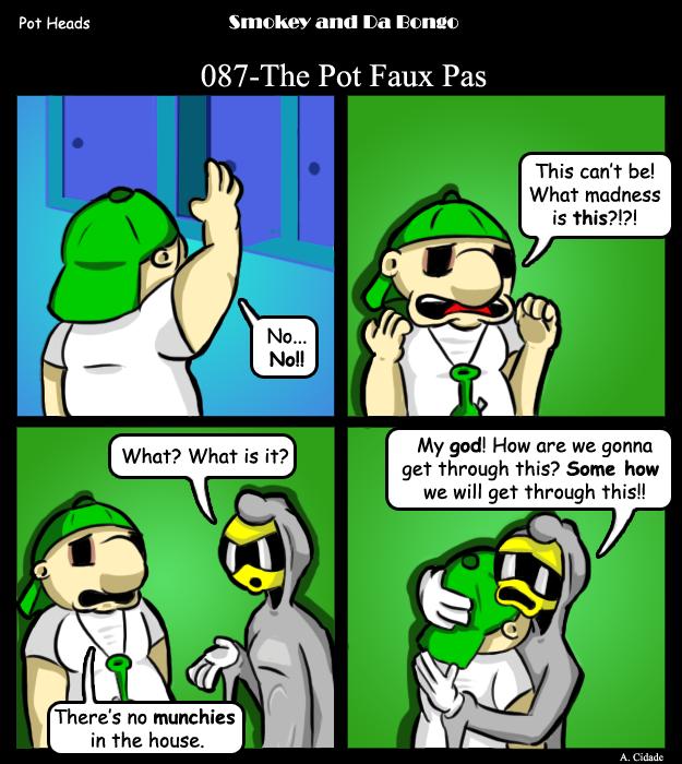 087-The Pot Faux Pas