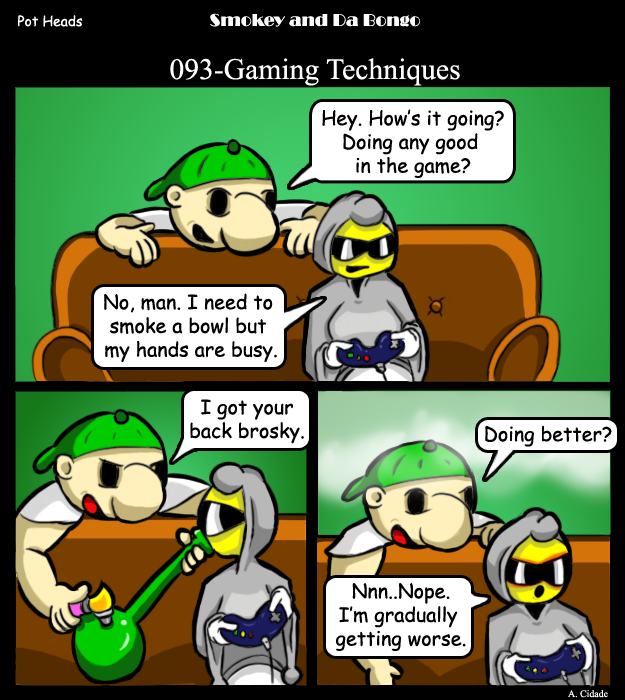 093-Gaming Techniques
