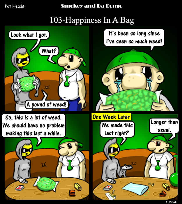 103-Happiness In A Bag