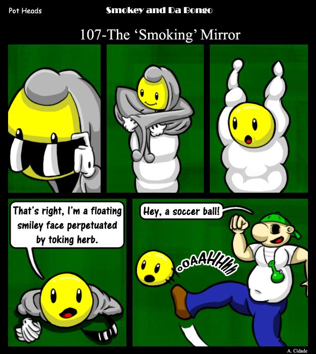 107-The Smoking Mirror