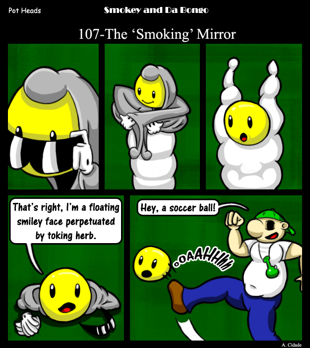 107-The Smoking Mirror